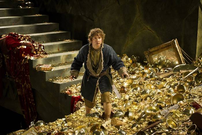 Szenenbild aus Der Hobbit: Smaugs Einöde | © Warner Home Video