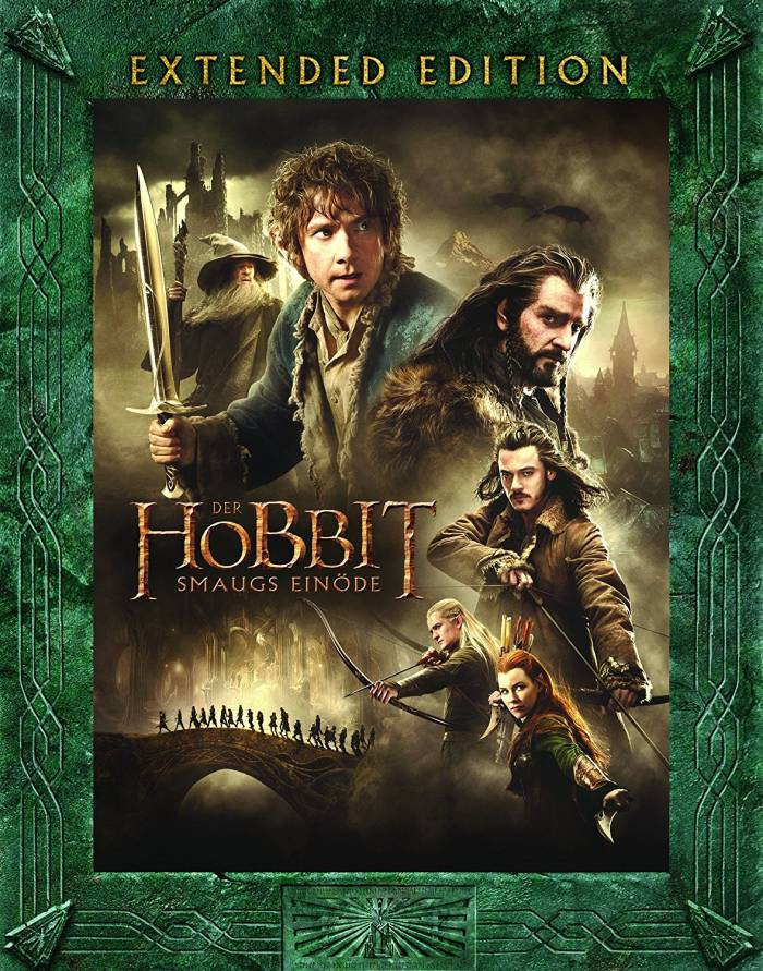 Der Hobbit: Smaugs Einöde | © Warner Home Video