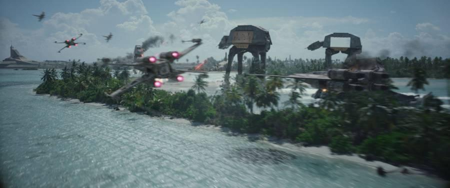 Szenenbild aus Rogue One: A Star Wars Story | © Walt Disney