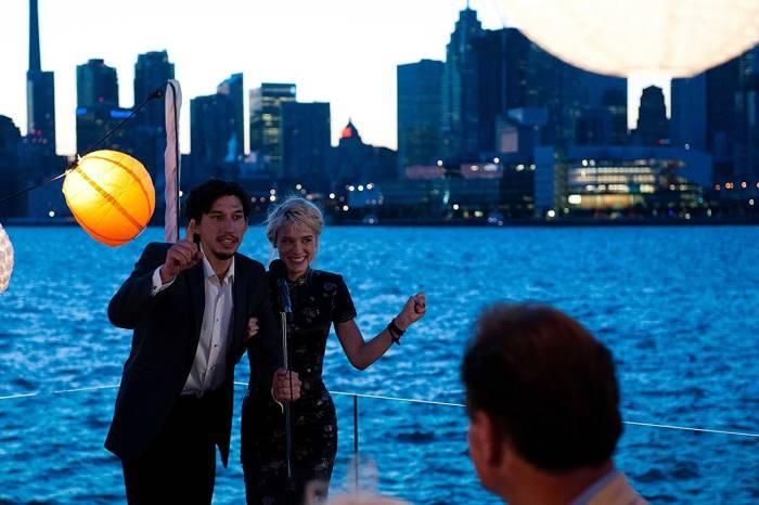 Szenenbild aus The F-Word – Von wegen nur gute Freunde! | © Senator/Universum Film