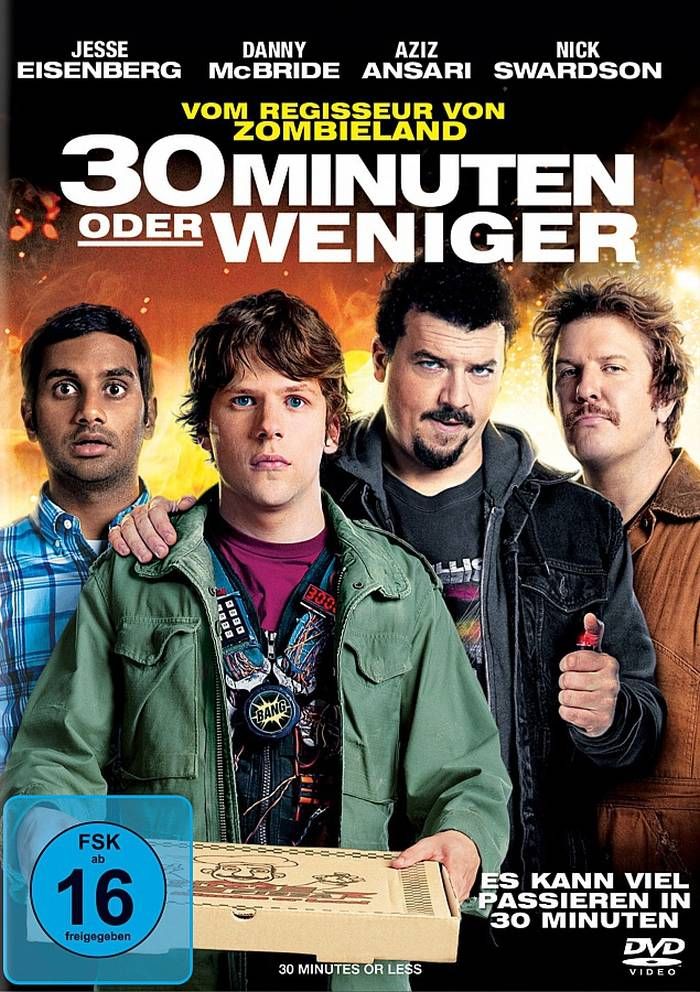 30 Minuten oder weniger | © Sony Pictures Home Entertainment Inc.