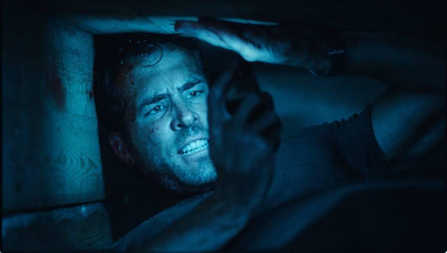 Szenenbild aus Buried - Lebend begraben | © Ascot Elite/Universum Film