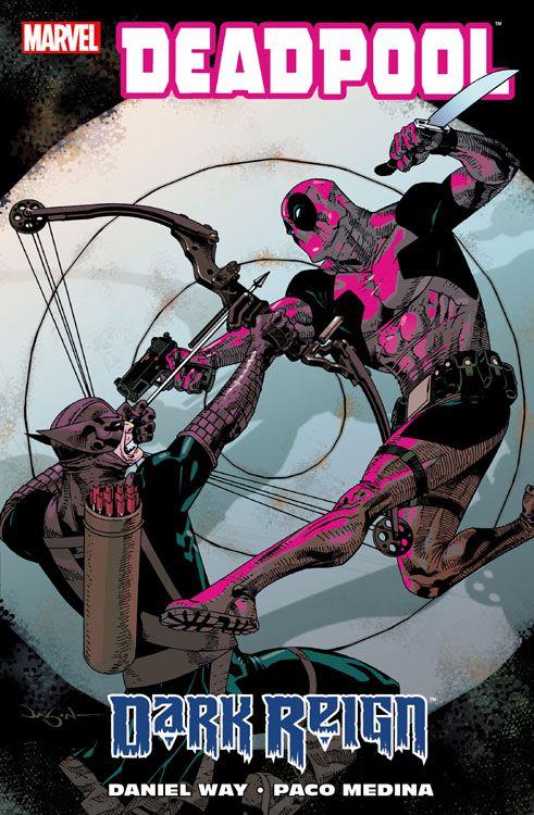 Deadpool: Dark Reign   © Panini