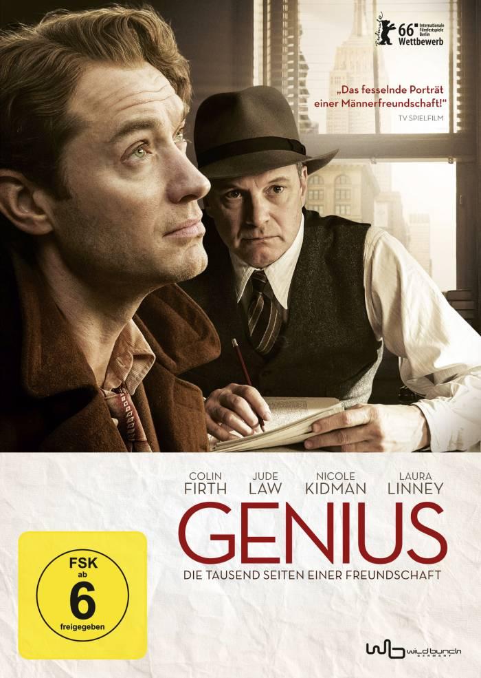 Genius: Die tausend Seiten einer Freundschaft | © Wild Bunch/Universum Film