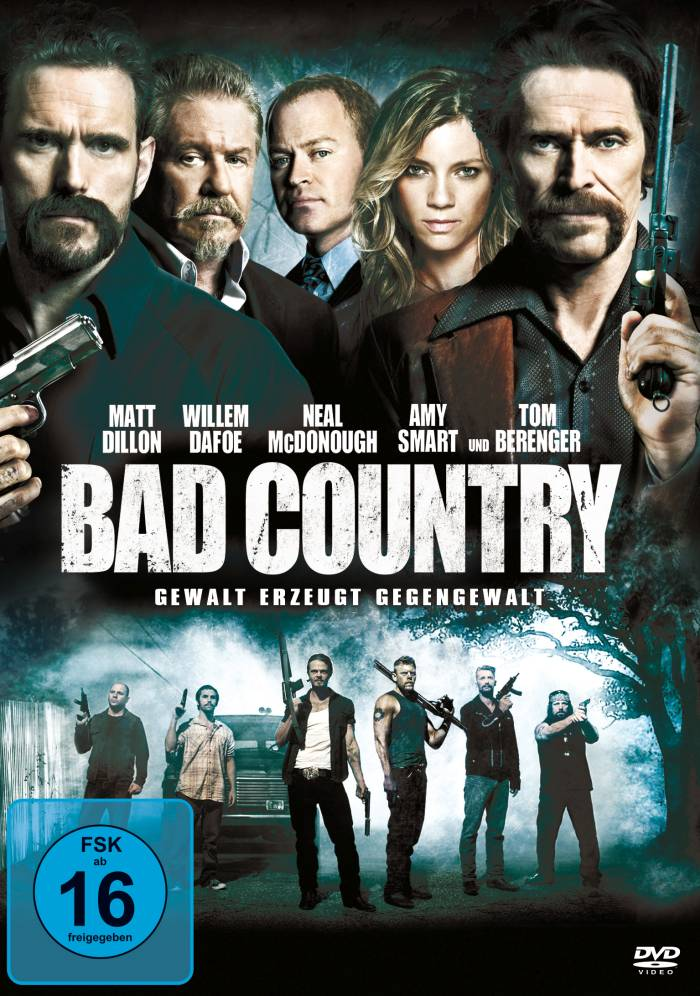 Bad Country   © Sony Pictures Home Entertainment Inc.