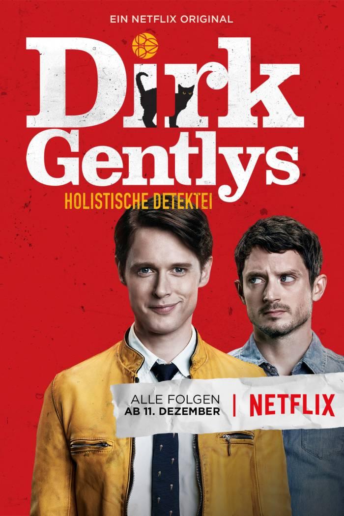 Dirk Gentlys holistische Detektei | © Netflix