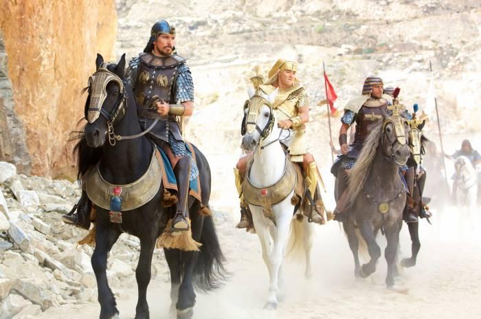 Szenenbild aus Exodus: Götter und Könige | © Twentieth Century Fox