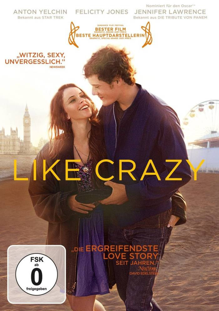 Like Crazy | © Paramount Pictures