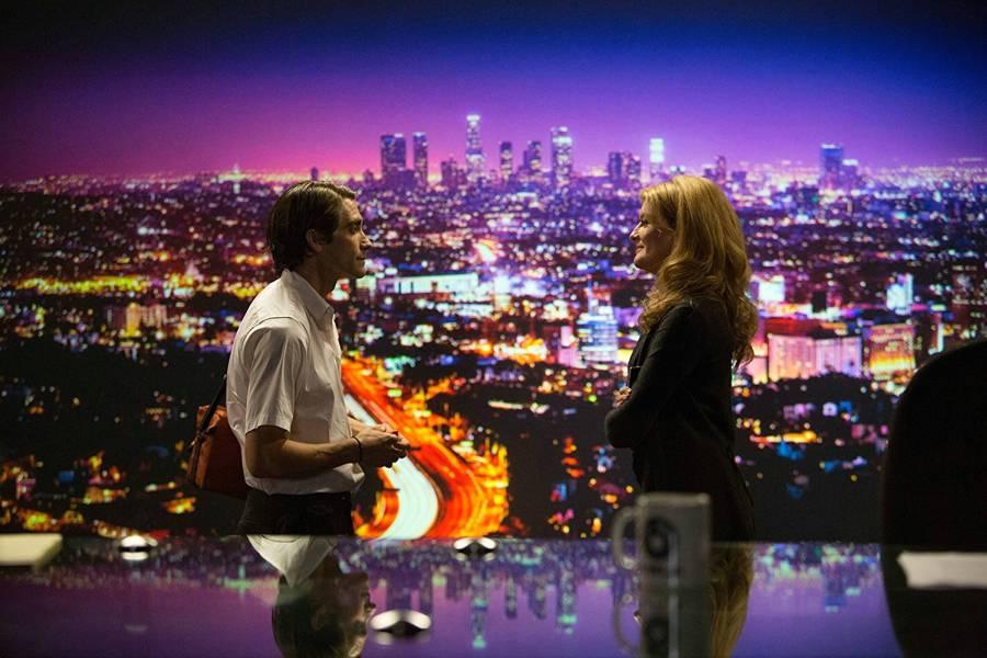 Szenenbild aus Nightcrawler - Jede Nacht hat ihren Preis | © Concorde Video