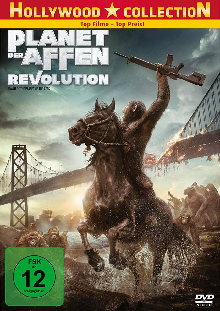 Planet der Affen: Revolution | © Twentieth Century Fox