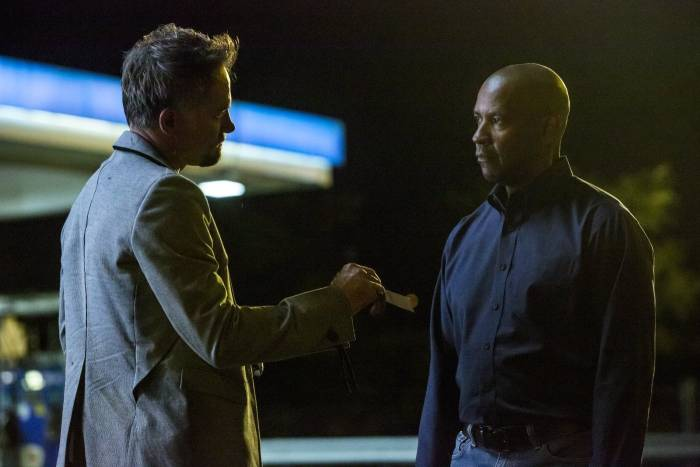 Szenenbild aus The Equalizer | © Sony Pictures Home Entertainment Inc.