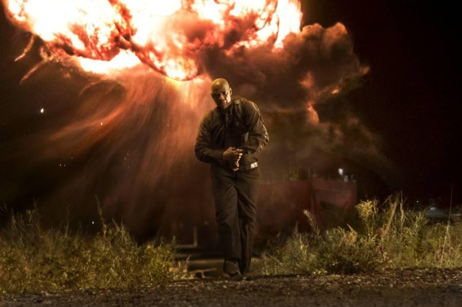 Szenenbild aus The Equalizer | © Sony Pictures Home Entertainment Inc.