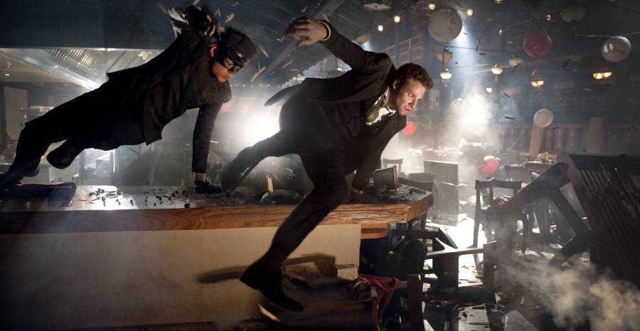Szenenbild aus The Green Hornet | © Sony Pictures Home Entertainment Inc.