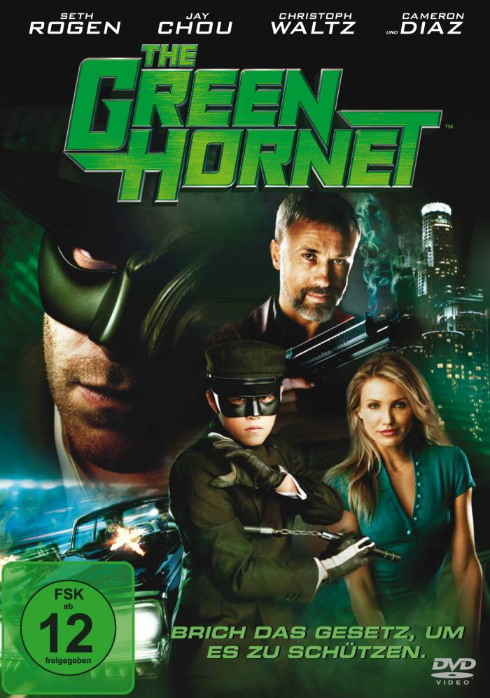 The Green Hornet | © Sony Pictures Home Entertainment Inc.