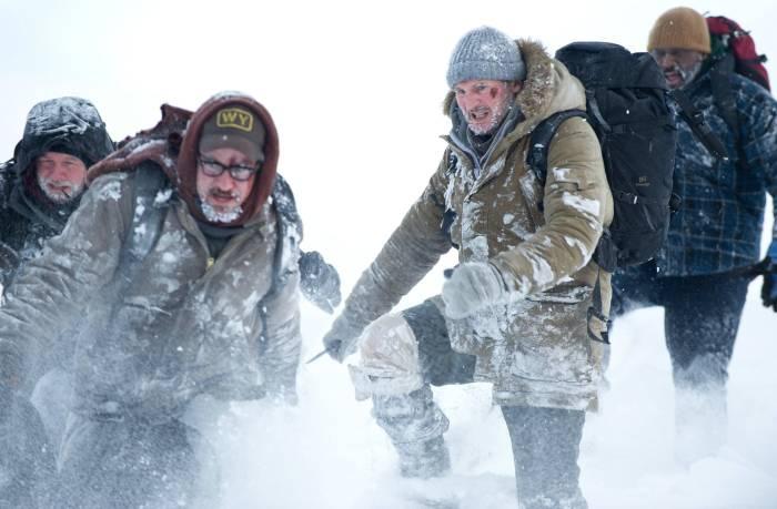 Szenenbild aus The Grey - Unter Wölfen | © Universum Film