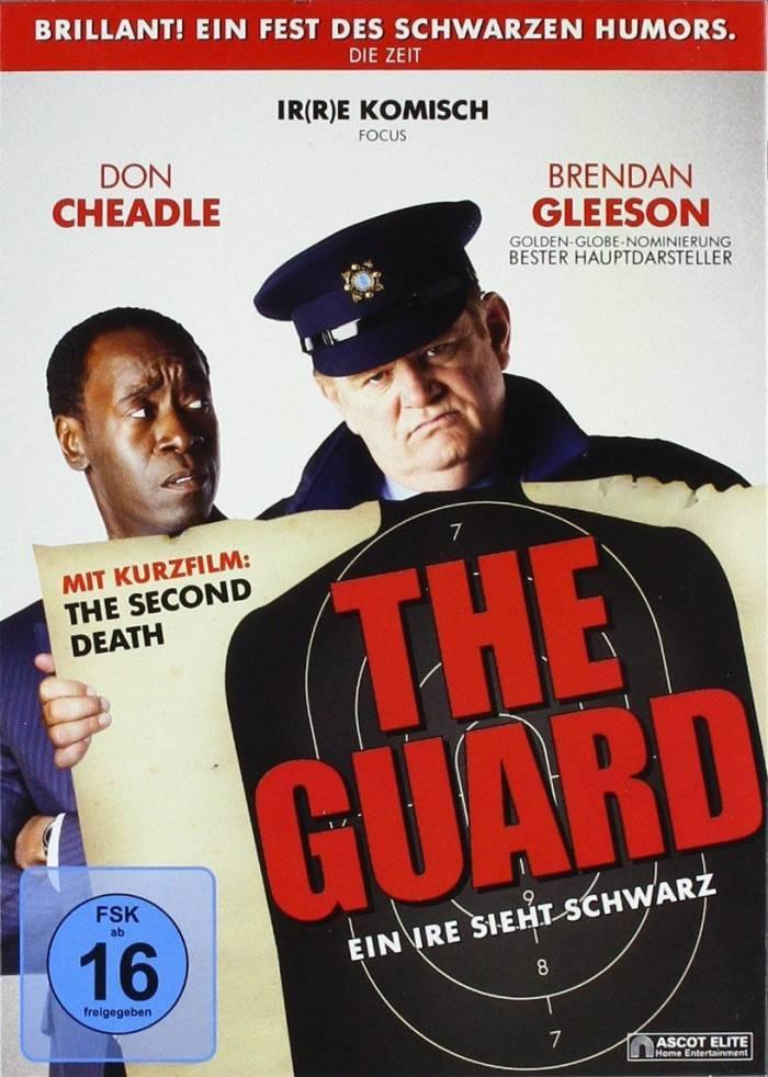 The Guard Ein Ire Sieht Schwarz