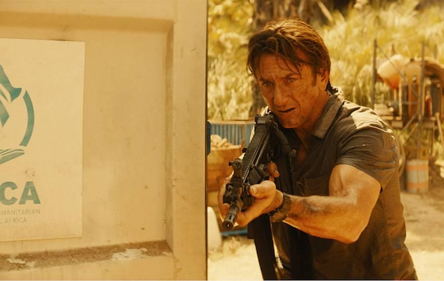 Szenenbild aus The Gunman | © STUDIOCANAL