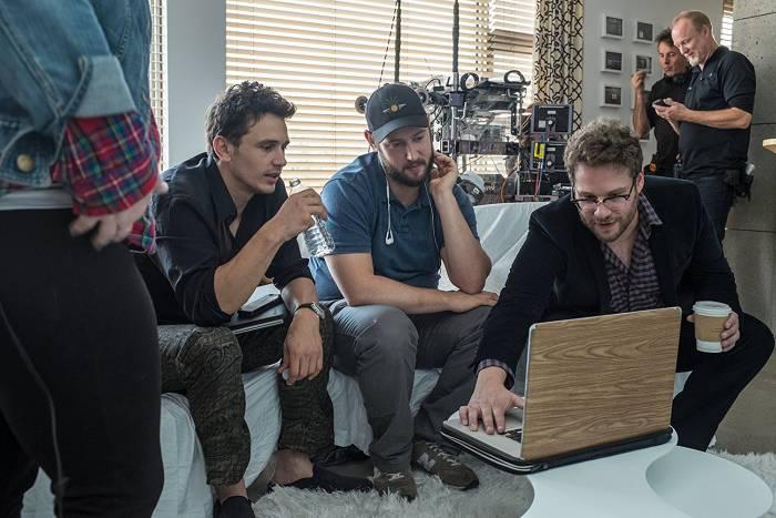 Szenenbild aus The Interview   © Sony Pictures Home Entertainment Inc.