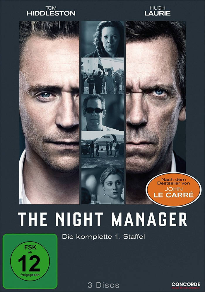 The Night Manager | © Concorde Video