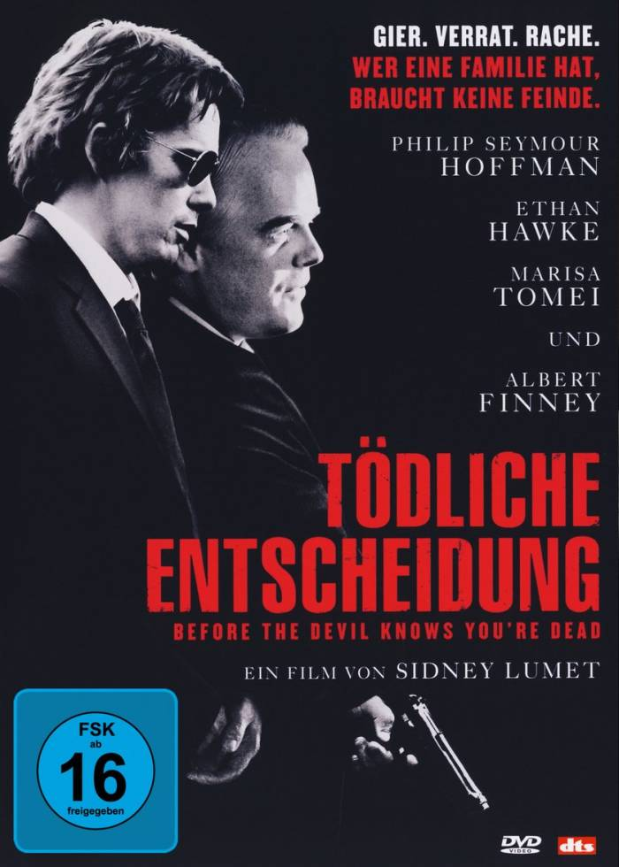 Tödliche Entscheidung - Before the Devil Knows You're Dead | © Koch Media