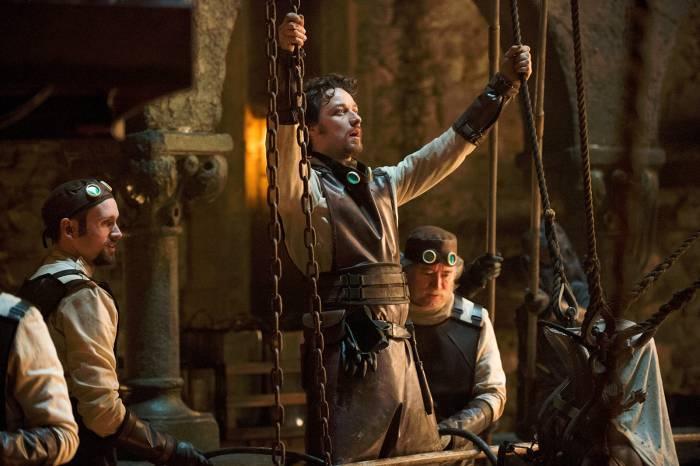 Szenenbild aus Victor Frankenstein - Genie und Wahnsinn | © Twentieth Century Fox