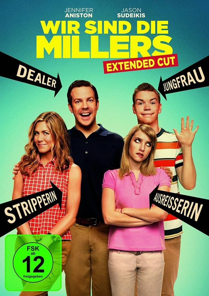 Wir sind die Millers | © Warner Home Video