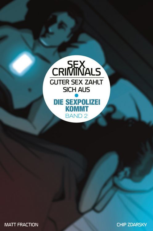 Sex Criminals 2: Die Sexpolizei kommt | © Panini