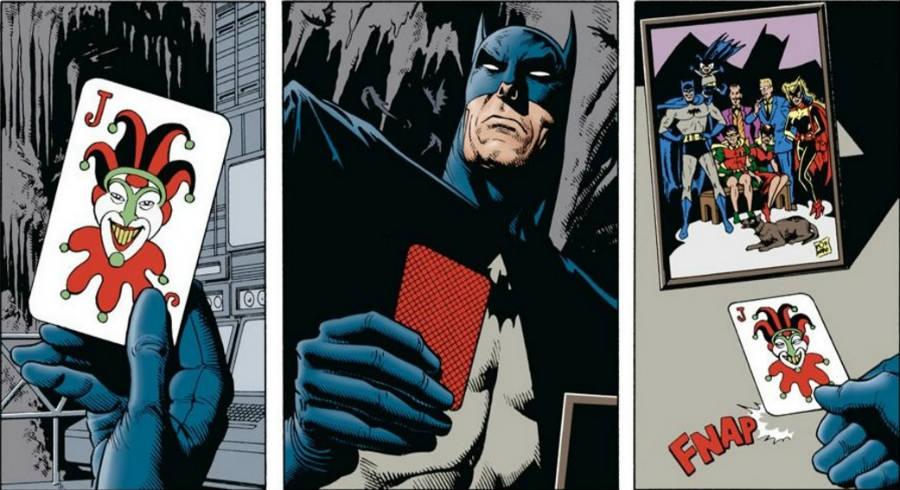 Ausschnitt aus Batman: Killing Joke - Ein tödlicher Witz | © Panini