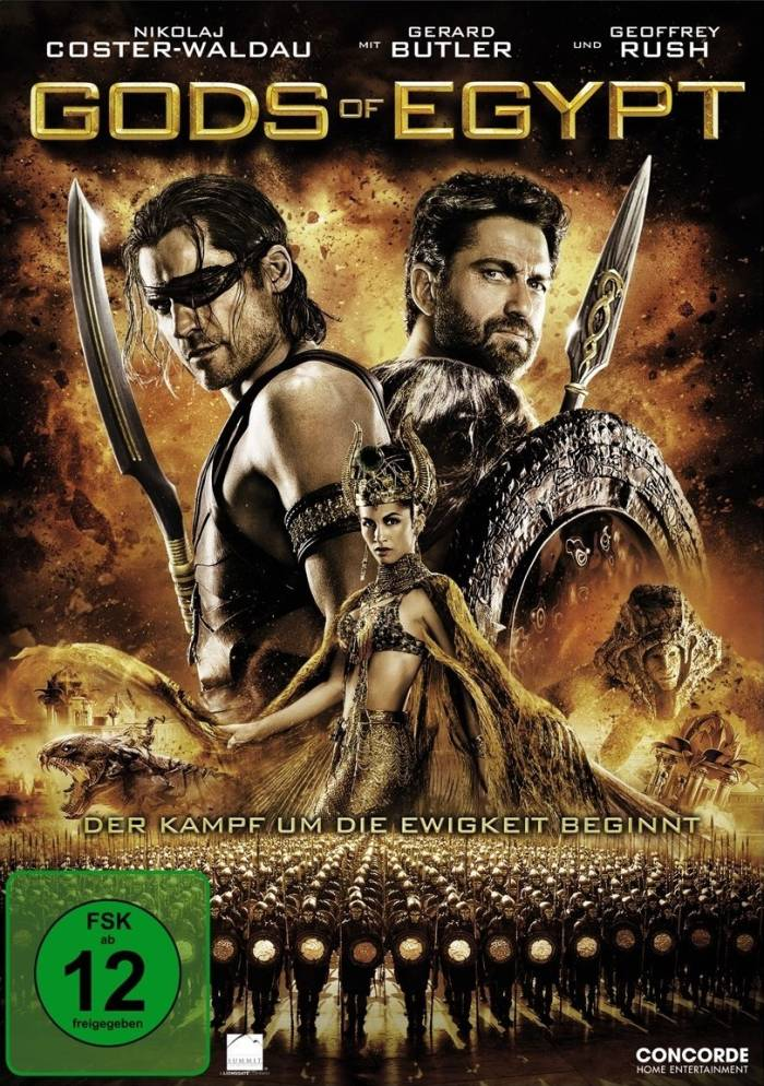 Gods of Egypt | © Concorde