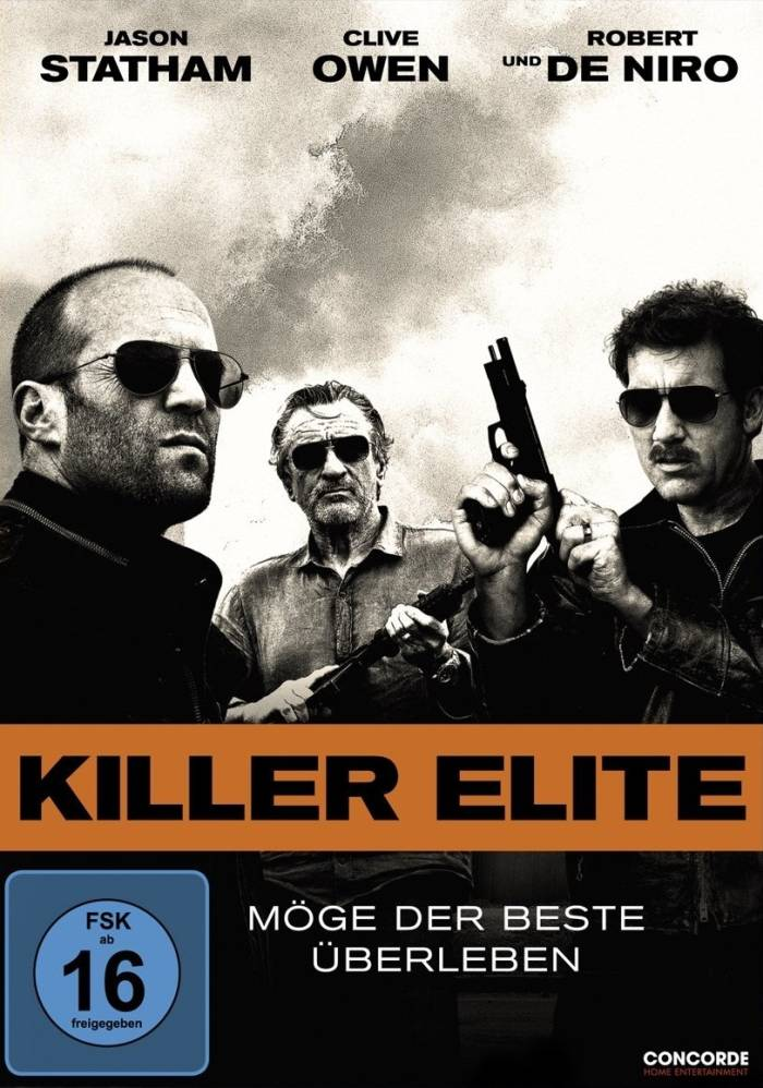 Killer Elite   © Concorde