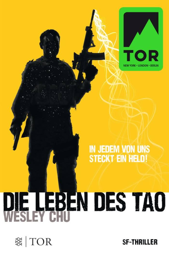 Die Leben des Tao von Wesley Chu | © FISCHER Tor