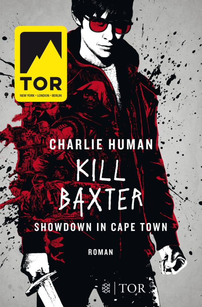 Kill Baxter - Showdown in Cape Town von Charlie Human | ©  FISCHER Tor