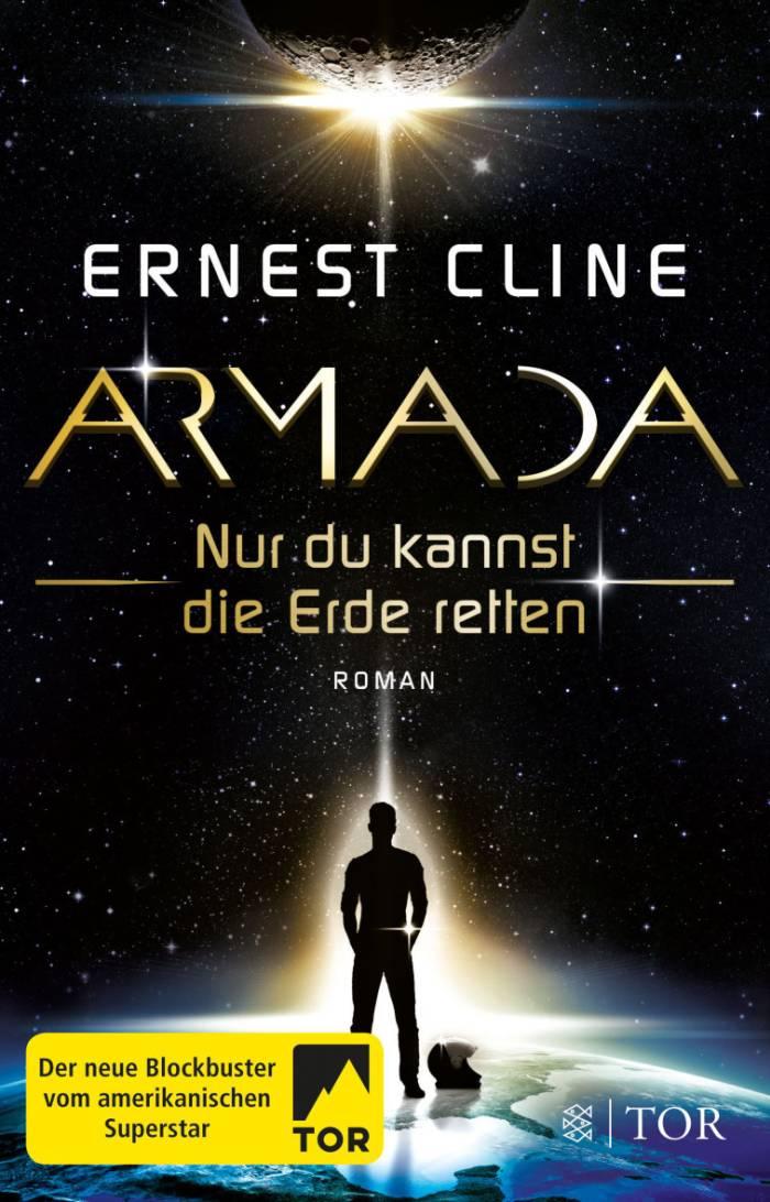 Armada: Nur du kannst die Erde retten von Ernest Cline | © FISCHER Tor