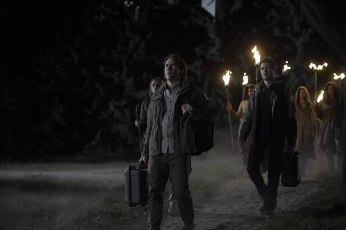 Szenenbild aus Helix   © Sony Pictures Home Entertainment Inc.