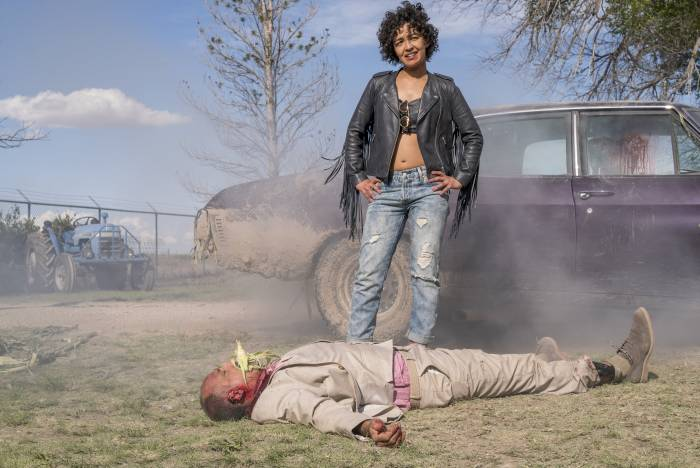Szenenbild aus Preacher | © Sony Pictures Home Entertainment Inc.