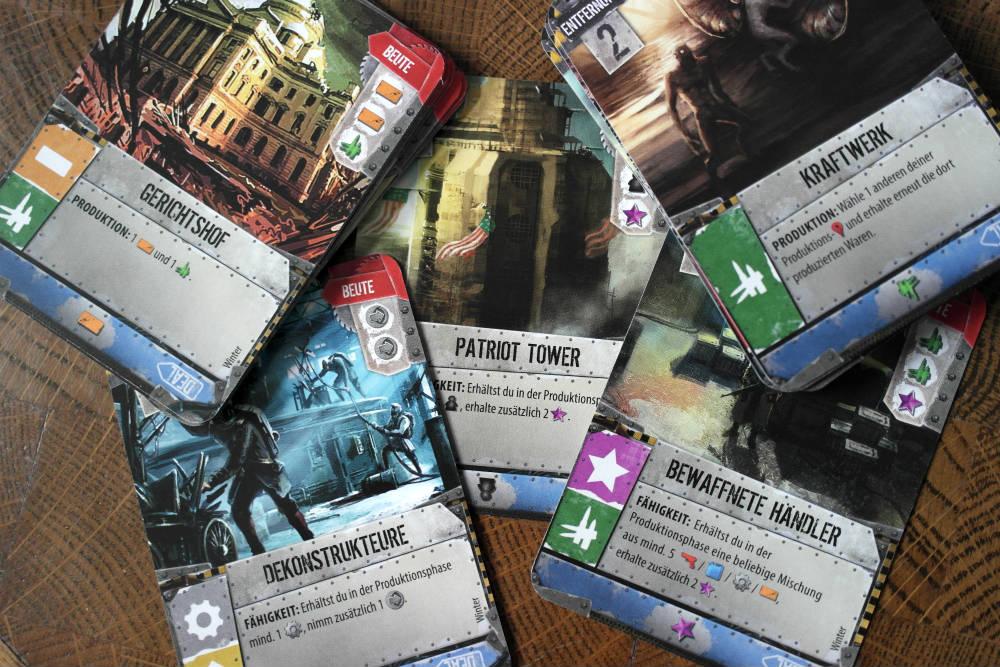 51st State: Das Master-Set | © Portal Games