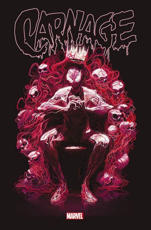 Carnage 2: Das Buch der Verdammten | © Panini