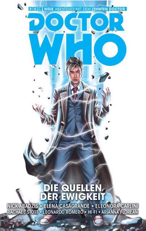 Doctor Who: Der zehnte Doctor - Die Quellen der Ewigkeit | © Panini