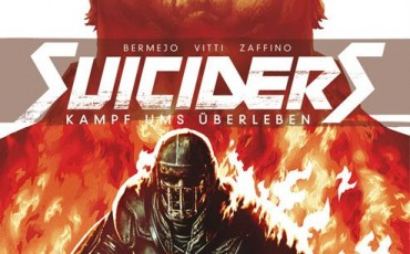 Suiciders - Kampf ums Überleben 2: Kings of HELL.A. | © Panini