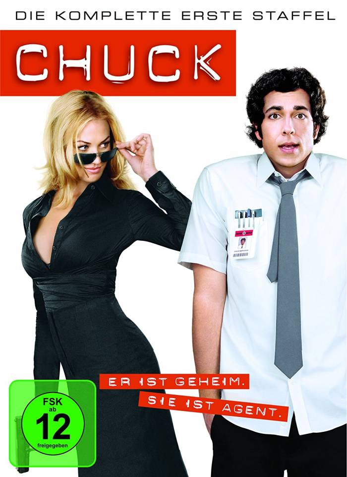 Chuck | © Warner Home Video