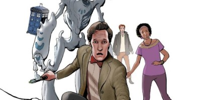 Doctor Who: Der elfte Doctor 3 - Verwindungen | © Panini