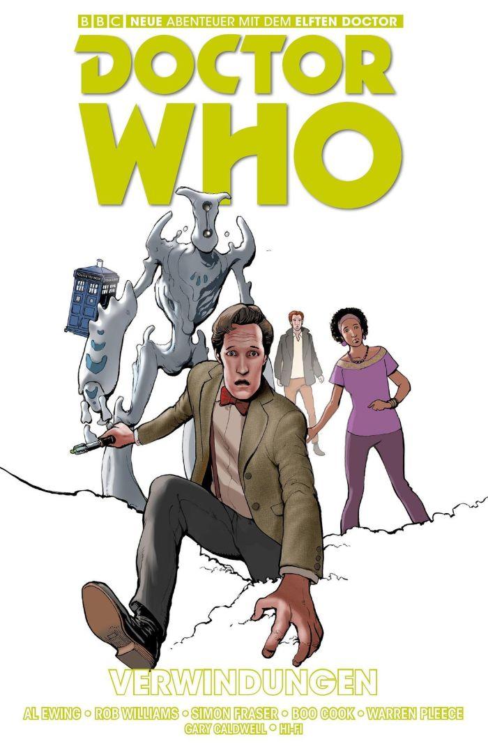 Doctor Who: Der elfte Doctor 3 – Verwindungen