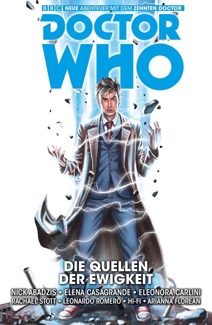 Doctor Who: Der zehnte Doctor 3 – Die Quellen der Ewigkeit
