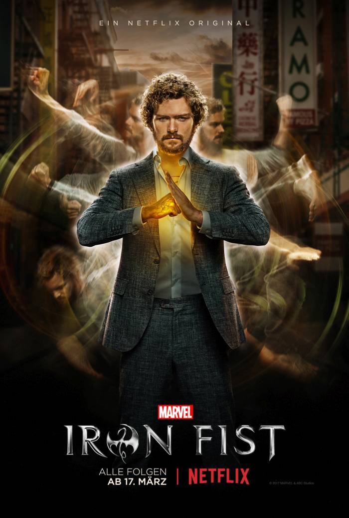 Iron Fist | © Netflix