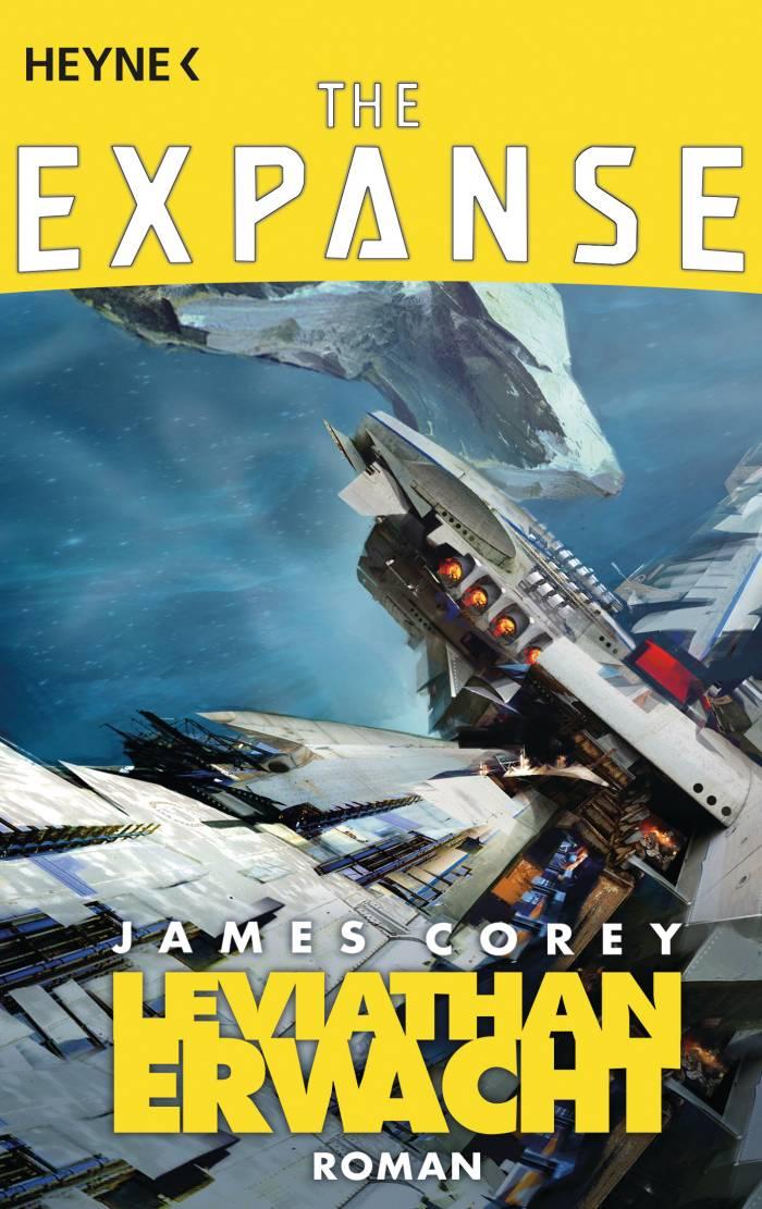 Leviathan erwacht von James Corey | © Heyne
