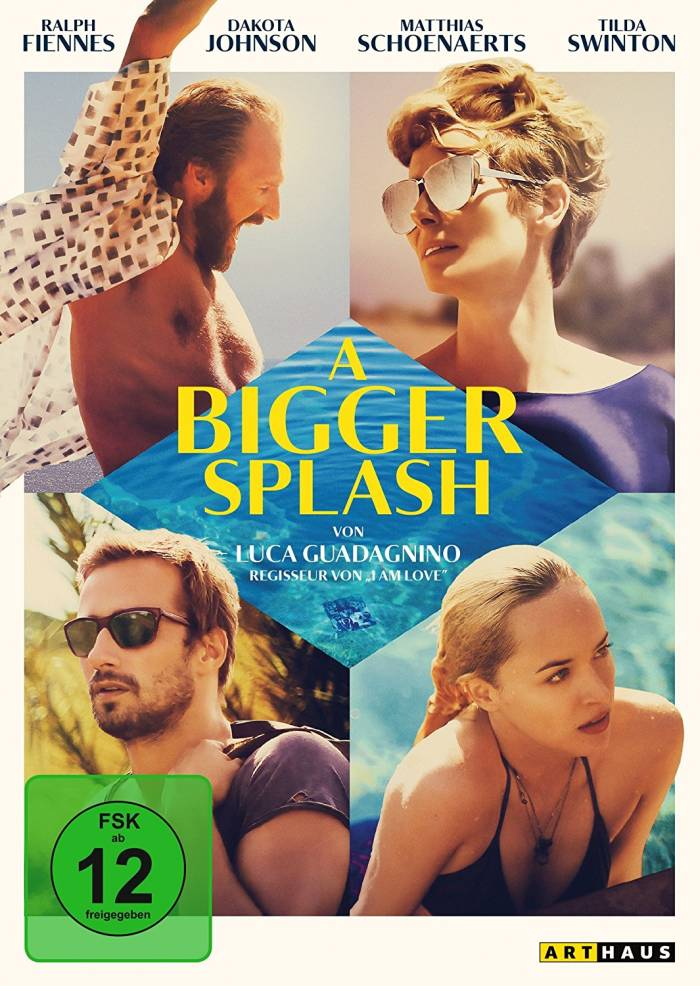 A Bigger Splash | © STUDIOCANAL