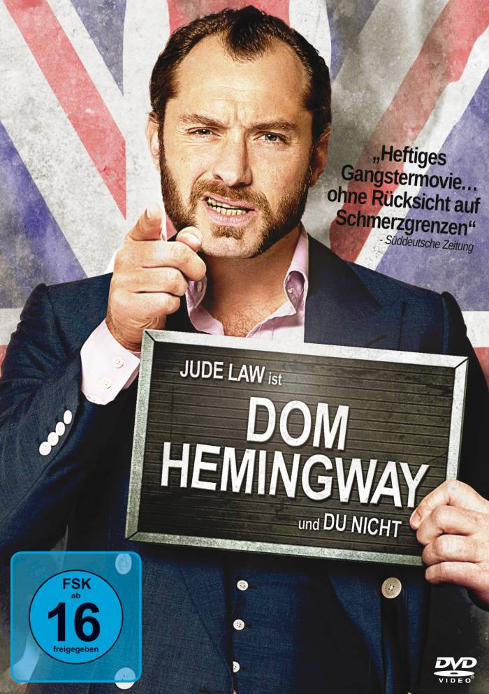 Dom Hemingway   © Twentieth Century Fox