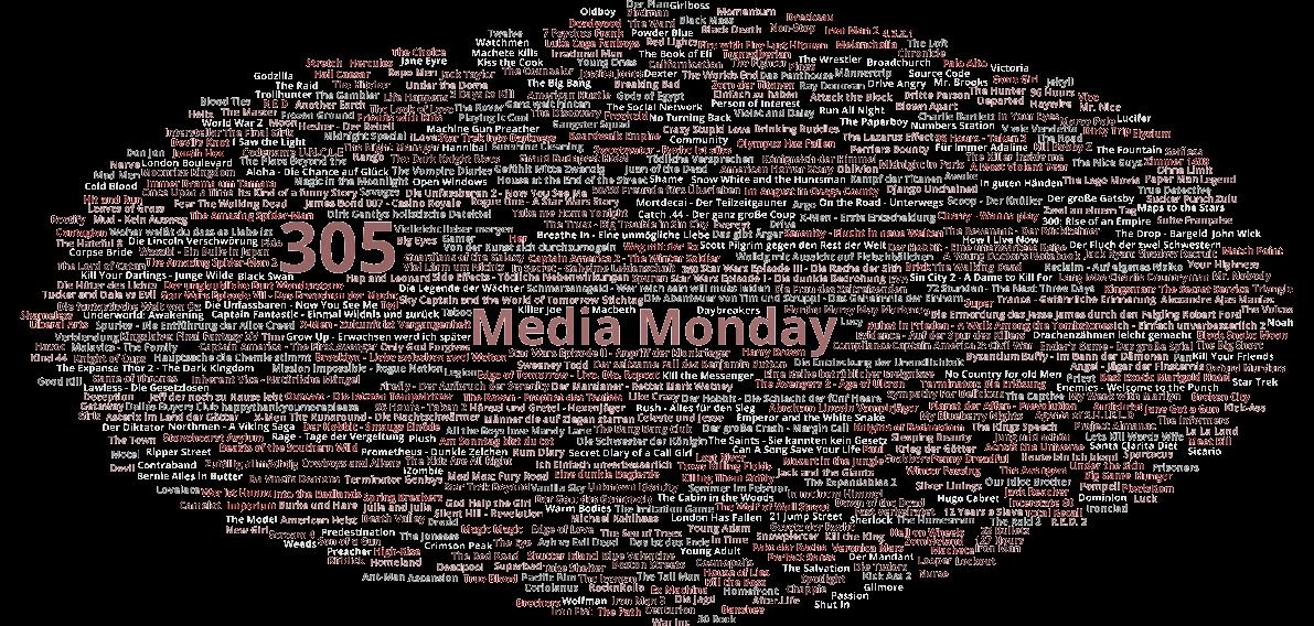 Media Monday #305