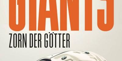 Giants - Zorn der Götter von Sylvain Neuvel | © Heyne Verlag