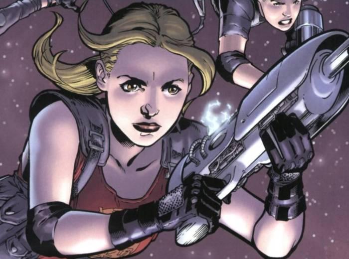Ausschnitt aus Buffy The Vampire Slayer, Staffel 8, Band 1: Die Rückkehr der Jägerin | © Panini